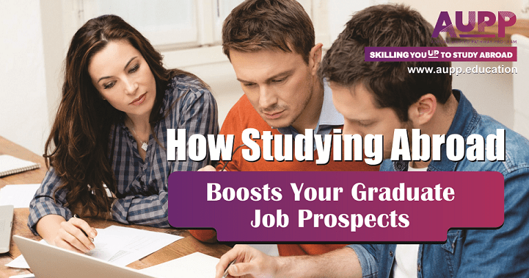 Benefits of study in abroad