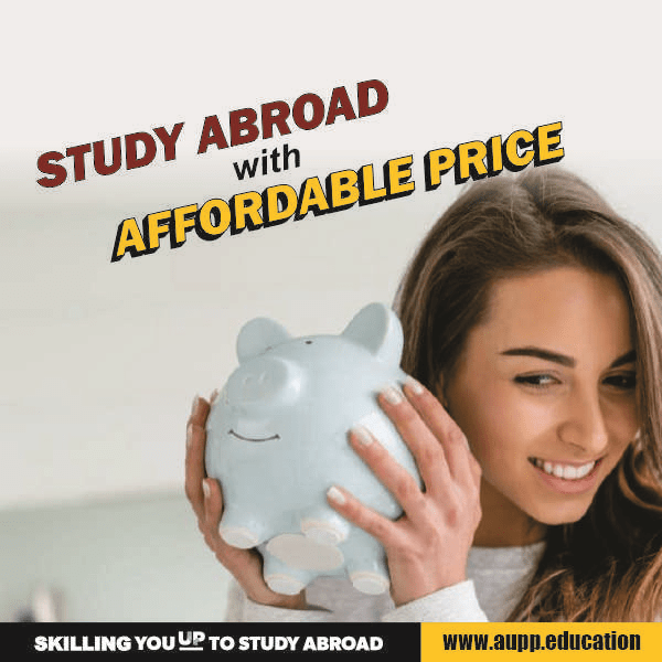 Study Abroad at Affordable price