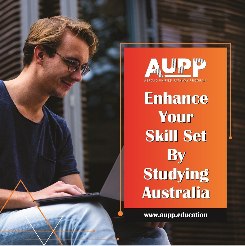 Skilling you up to study abroad